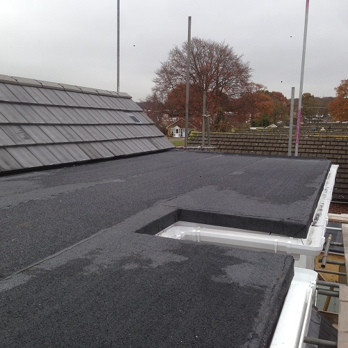 Flat Roofing Contractors Surrey